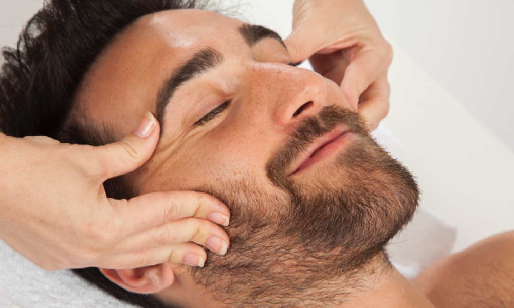 Massage Your Face Regularly
