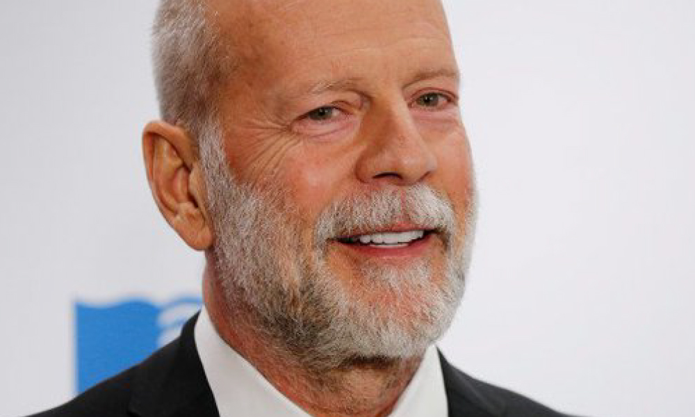 The Bruce Willis beard